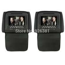 cheap dvd player headrest