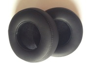 QW Black Replacement Earpads Ear Pads For Monster Beats By Dr.Dre PRO/DETOX