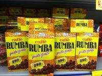 RUMBA  Italy Original coffee powder 100% grade one powdered coffee