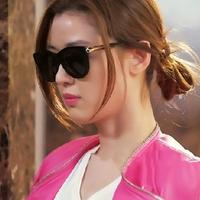 New 2014 Fashion Summer Sunglasses Women Polarized Polarized Customizable Myopia Lenses Gianna Jun Style Free Shipping