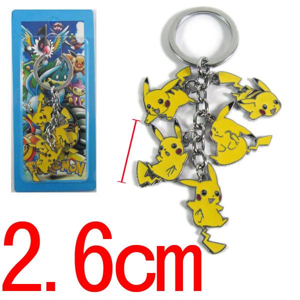 10pcs/lot gratis verzending pokemon pikachu cartoon anime figuren ...