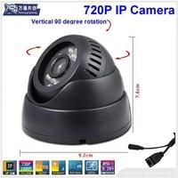 720P ip dome Camera Onvif IR Dome IP Camera for whole security surveillance