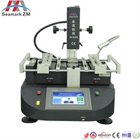 Laptop motherboard repair ZM-R5830 bga chip repair machine with 3 independent heaters