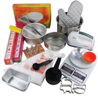 Free shipping Diy baking tools bundle cake mould set baking tools oven set