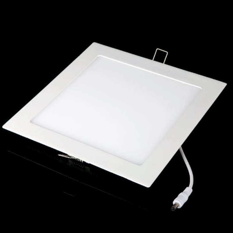 Freeship 10pcs/lot 15w LED square down light/ panel lights/ AC85-260V/200x200mm/opening size180x180mm by DHL / Fedex(China (Mainland))
