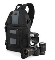 Hot Lowepro SlingShot 102 AW DSLR Camera Photo Sling Shoulder Bag Rain Cover