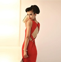 Free Shipping New Arrival Women's Prom Gown Ball Cocktail Dress E0004