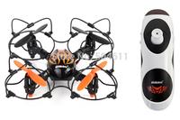 Free shipping UDI U830 2.4G 4CH 4 Axis Hand Gravity Sensor 360 Eversion Mini RC Quadcopter UFO RTF