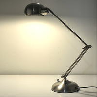 The long arm of metal texture Desk Lamp Table Lighting can be mounted LED lamp eye study and work study  lamp hotel project