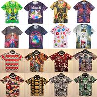 Free shipping Classic 3D T-shirt fashion men's 3d tshirt 3d print good quality men tees top Size M-XXL