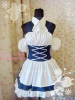 Anime Japan ESERVoir CHRoNiCLE Custom-made chobits Cosplay Costumes Lolita Dress