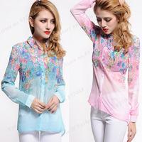 Женские блузки и Рубашки WS5105