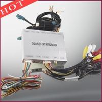 VW GOLF7 GPS Multimedia Video Integration Camera Parking DVD Input (Built-in GPS+TV)
