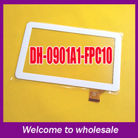 10.1 tablet touch screen capacitor screen handwritten screen touch screen dh-0901a1-fpc10