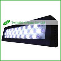 free shipping TL Brazil 150w 2 pieces led aquarium lights  multi spectrum low favorable price for reef coral