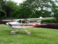 Free shipping RC airplane 2.4G 4ch Cessna 182 1410mm EPO RTF R/C Airplane radio control aircraft