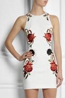Free shipping   2014 new round neck sleeveless print dress 9349