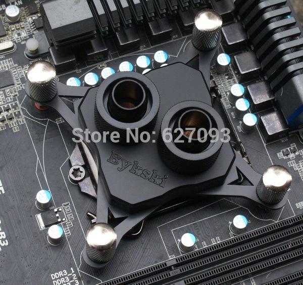 XPM CPU Água de Resfriamento bloco de cobre líquido Waterblock Cooler Para computador de alto desempenho por expresso(China (Mainland))