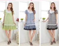 Summer Dress 2014 Hot New Girl shorts, Fashion MATERNITY Dress, PLUS SIZE Pregnancy cloth, Desigual Vestidos Casual Dresses80071