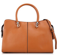 2014 new hot cowhide leather women handbag bags fashion famous brand classic spring ladies totes bags 6 color for choose