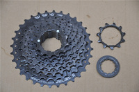 Genuine SHIMANO Shimano 8-speed mountain bike cassette hollow flywheel HG31-8 11-32T freewheel