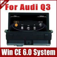 """8"""" Add-On Car Multimedia DVD Player for Audi Q3 2011 2012 2013 with GPS Navigation USB SD AUX Map iPod Audio Video Stereo SatNav"""