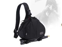 Fashion Casual DSLR Camera Bag Messenger Shoulder Bag For Canon Nikon Sony Pentax waterproof