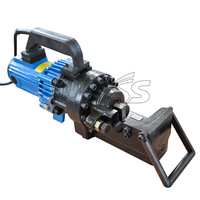 RC-32 Electric Cordless Rebar Cutter mainly used for cutting off construction rebar,deformed bar,round steel bar,etc.