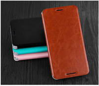 4Color,MOFI Luxury Genuine Leather Phone Flip case for HTC Desire 816,High quality Stand Thin Cover case