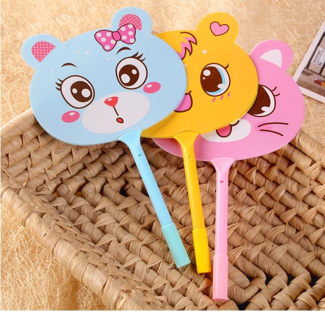 Korean Baby Gift Ideas : Cartoon fan ballpoint children s day gift ideas cute
