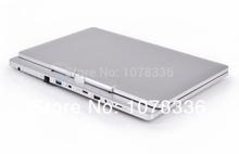 8G RAM 320G HDD 11 6 inch rotating screen laptop touch screen ultrabook Celeron dual core