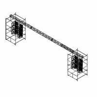 Layer Scaffolding ,Speaker Truss.Layer Pole for Stage lighting