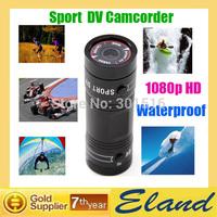 summer new waterproof sport product mini DV camcorder Action camera full HD1080p 120 degree