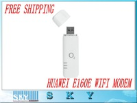 HK Free shipping Unlock Huawei E160E HUAWEI E160 E160G HSDPA 3G Modem 3G USB Modem/Data Card/Stick,Support external antenna