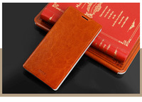 4Color,MOFI Luxury Genuine Leather Phone Flip case for Nokia XL,High quality Stand Thin Cover case
