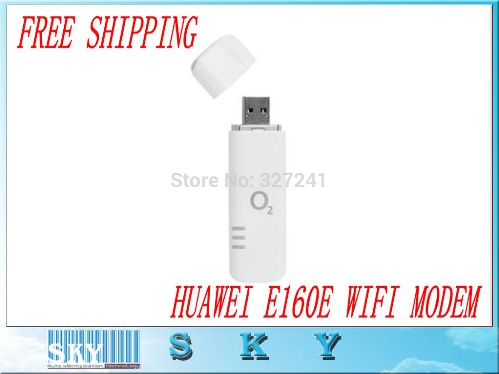Huawei E160E HSDPA 3G modem usb data card,50 pcs DHL free shipping(China (Mainland))