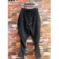 New Arrival Casual Trousers Skinny Drop Crotch Loose Harem Pants Male Slim Boot Cut Black Korean Design Four Styles Pants