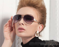 New 2014 Fashion Designer Polarized Sunglasses For Men And Women Coating Sun Glasses