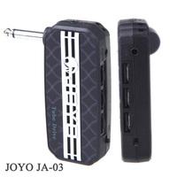 Tube Drive Sound Mini Guitar Amplifer JOYO JA-03 Let Warm Overdrive Sound Through the Headphone