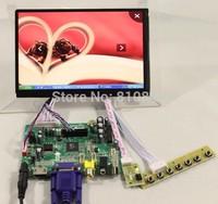 HDMI+VGA+AV+Audio+USB Controller board+7inch N070ICG-LD1 /D41280*800 IPS lcd panel
