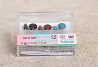 Dental Materials Silver Amalgam Polishing Kit  Dental Filling 9 *1
