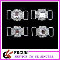 shipping cost of crystal rhinestone bikini connector