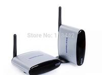 2.4G Audio Video AV Wireless Transmitter receiver IR remoter 150m AV Wireless Transmitter Receiver Kit  PAT-220