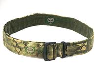 Camouflage jungle 1000d wear-resistant tactical cqb belt