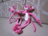 40cm pink panther toy plush doll kids toy birthday gift free shipping
