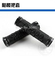 Dabomb holy shits grips 2.0 skull style lock cover Bike Handlebar Grip Bicycle Handlegrip +Free shipping