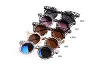 New 2014 Oculos De Sol Feminino Designer Brand Women Sunglasses Fashion Summer Vintage Glasses Female Retro Eye Glasses