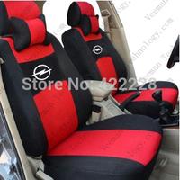 "Free Shipping+""Universal Version"" Seat Cover For OPEL Astra Zafira Vectra Antara Agila Mokka Insignia With Breathable Material"