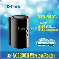 [English Firmware] D-Link DIR-850L Wireless 802.11ac 1200Mbps Home Cloud App-Enabled Dual-Band Gigabit WIFI IPv6 1000M LAN / WAN