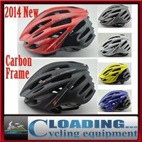 2013new arrival 55-62cm adjustable man woman 220g mtb road bike cycling sports helmet/headgear protector white,red,blue,titanium